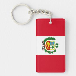 Peru Key Ring