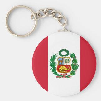 PERU Keychain