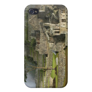 Peru, Machu Picchu. The ancient citadel of iPhone 4/4S Cases