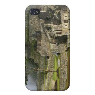 Peru, Machu Picchu. The ancient citadel of iPhone 4 Case