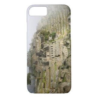 Peru, Machu Picchu. The ancient citadel of Machu iPhone 8/7 Case