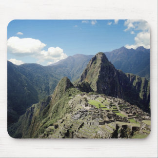Peru, Machu Picchu, the ancient lost city of 2 Mouse Mat