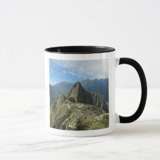 Peru, Machu Picchu, the ancient lost city of 3 Mug