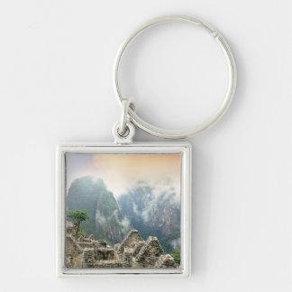 Peru, Machu Picchu, the ancient lost city of Key Chain