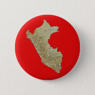 Peru Map Button