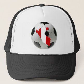Peru national team trucker hat