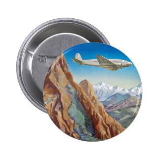 Peru of The Incas Pin