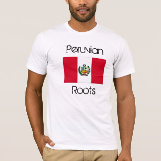 peru, Peruvian, Roots T-Shirt