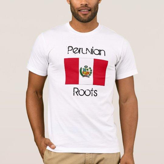peru, Peruvian, Roots T-Shirt