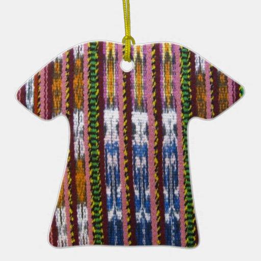 Peru Special Fabric Christmas Ornament