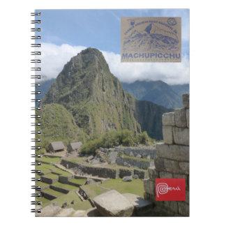 Peru Travel Destination Notebook