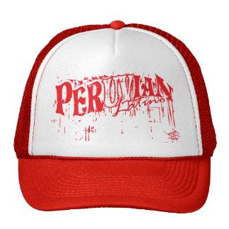 Peruano Latino - InKa1821 Hat