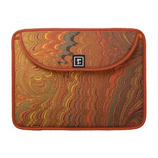 """Perugia arancia"" Sleeve For MacBooks"