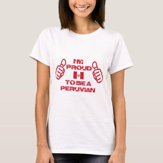 Peruvian design T-Shirt