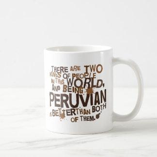 Peruvian Gift (Funny) Basic White Mug