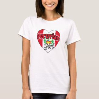Peruvian Girl T-Shirt