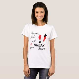 Peruvian Heartbreaker T-Shirt