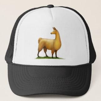 Peruvian Llama Trucker Hat
