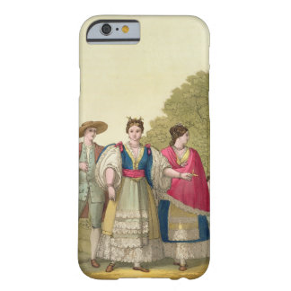 Peruvian Men and Women in Traditional Costume (col Barely There iPhone 6 Case