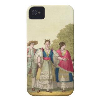 Peruvian Men and Women in Traditional Costume (col Case-Mate iPhone 4 Case