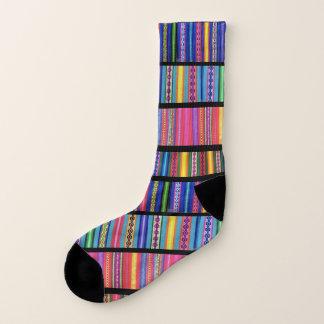 Peruvian Pattern Socks 1
