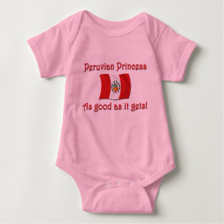 Peruvian Princess- Good As Baby Bodysuit