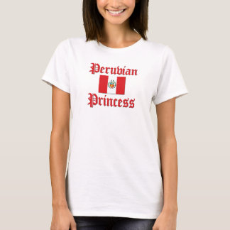 Peruvian Princess T-Shirt