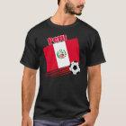 Peruvian Soccer Team T-Shirt