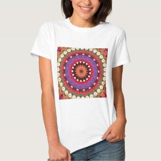 Peruvian Vintage Rustic Southwest pattern T-shirts