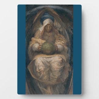 Pervading Spirit Angel Plaque