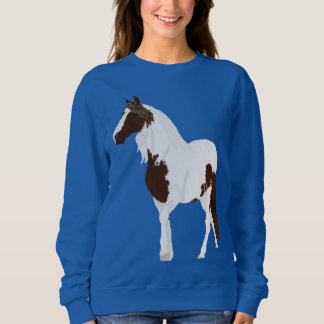 Pervian Paso Fino Horse Sweatshirt