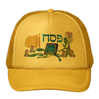 Pesach Hats