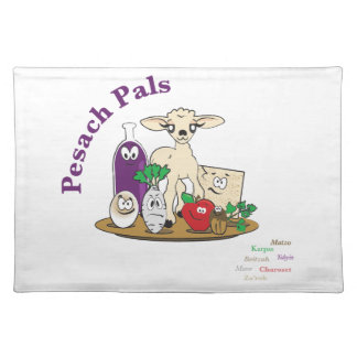 Pesach Placemats