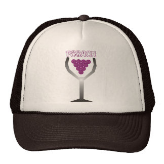 Pesach Whine Mesh Hats