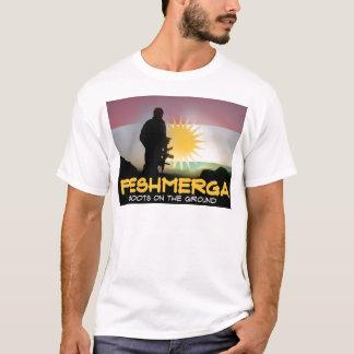 Peshmerga - Boots on the ground T-Shirt
