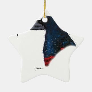pesquets parrot, tony fernandes ceramic star decoration