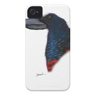 pesquets parrot, tony fernandes iPhone 4 case