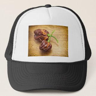 Pest attack trucker hat
