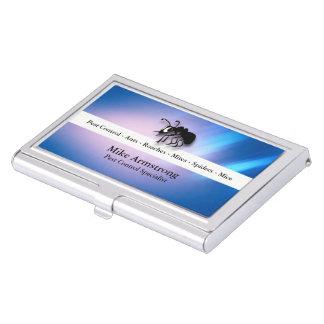 Pest Control Exterminator Ant Business Card Holder