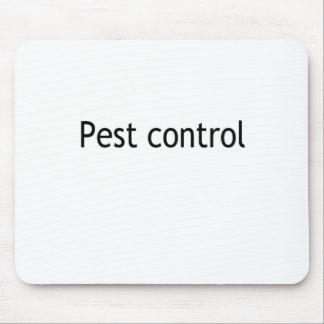 Pest control mousepad