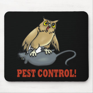 Pest Control Mousepads