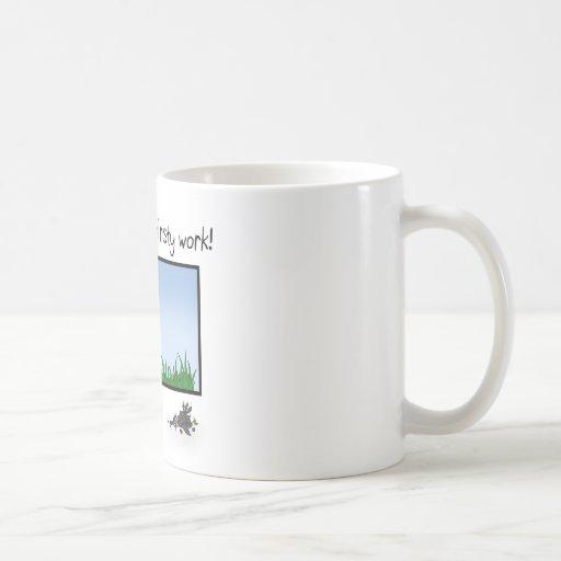 Pest Control Coffee Mug