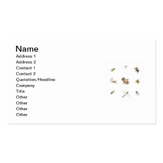 Pest Control Yard Sign Pack Of Standard Business Cards