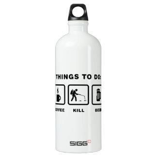 Pest Controller SIGG Traveller 1.0L Water Bottle
