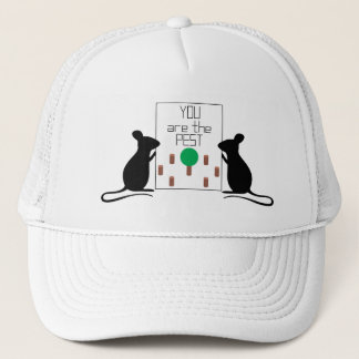 Pest Trucker Hat