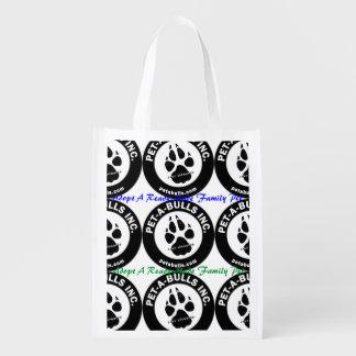 Pet-A-Bulls Reusable Bag