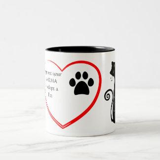 Pet Adoption Mug