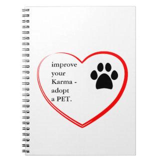 Pet Adoption Notebooks
