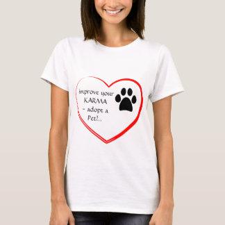 Pet Adoption T-Shirt