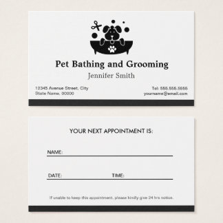 Pet Bathing and Grooming - Appointment